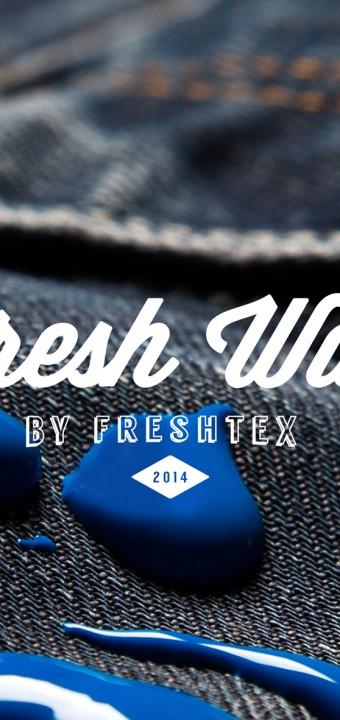 Freshtex - with Blue Frog Concept